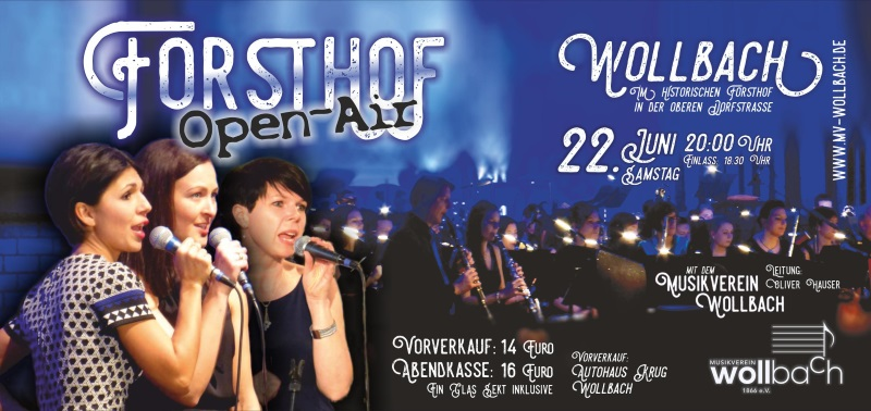 Forsthof Open-Air