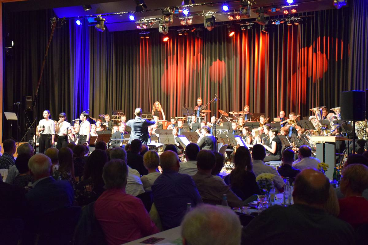 Doppelkonzert mit dem Musikverein Fahrnau